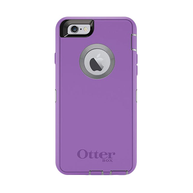 Otterbox Defender Casing for iPhone 6 - Plum Punch