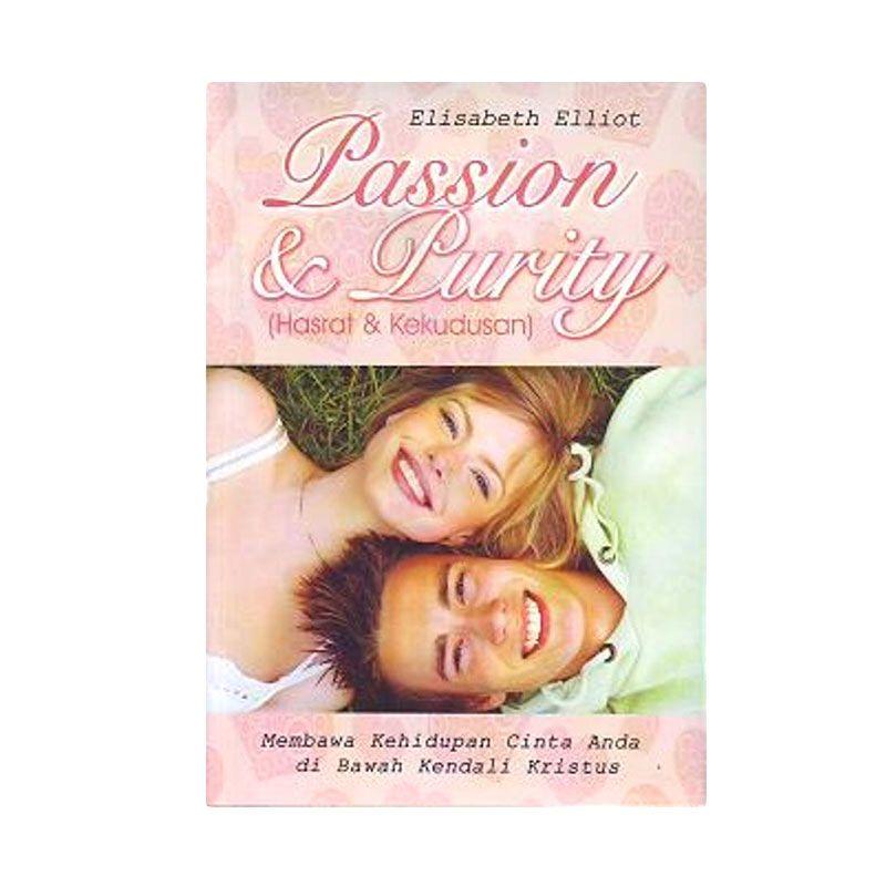 Lilin Kecil Passion & Purity By Elisabeth Elliot Buku Agama