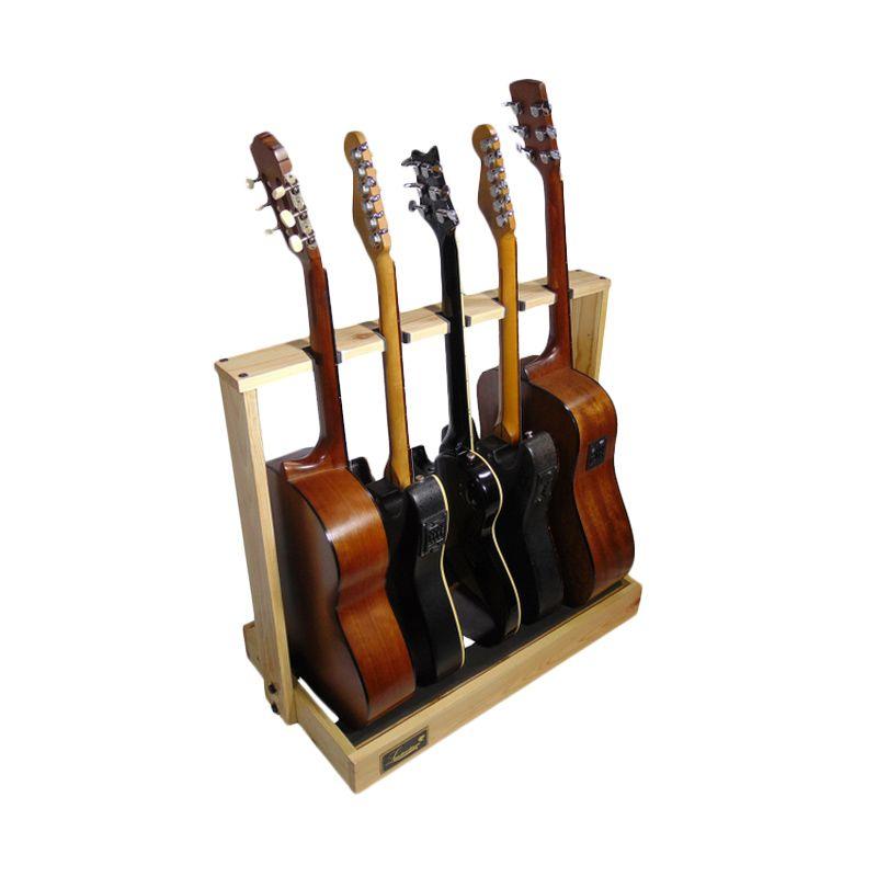 Lindadiva Multiple Stand Gitars [5 Rak]