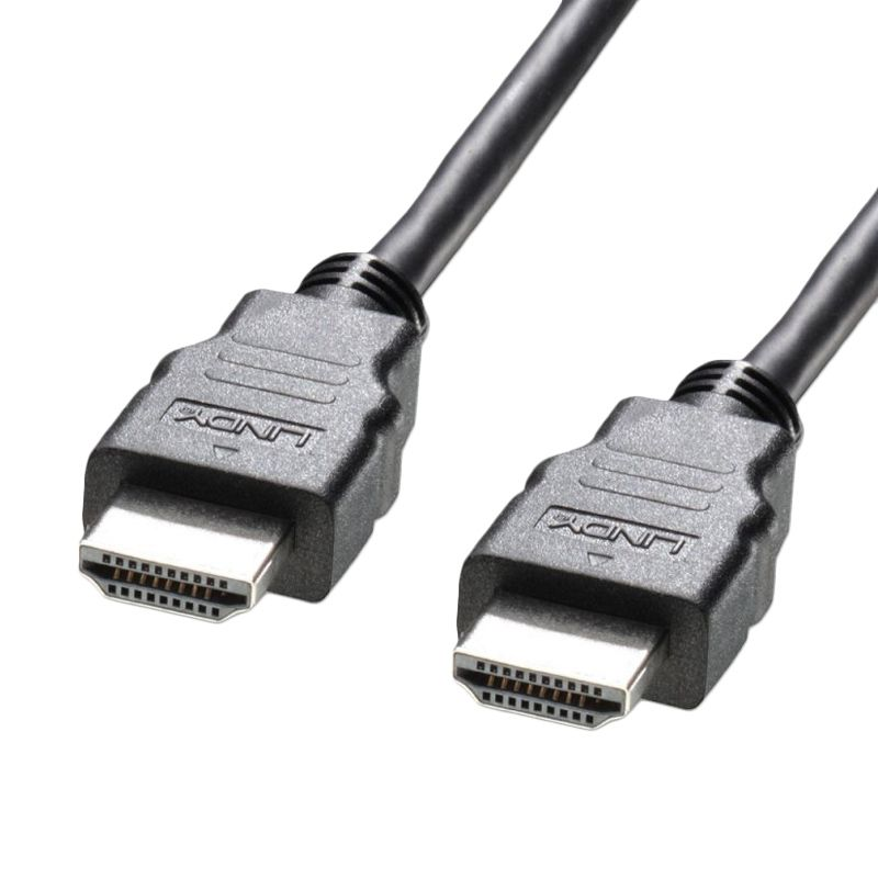 LINDY #41395 High Speed HDMI Cable with Ethernet [1.0 m]