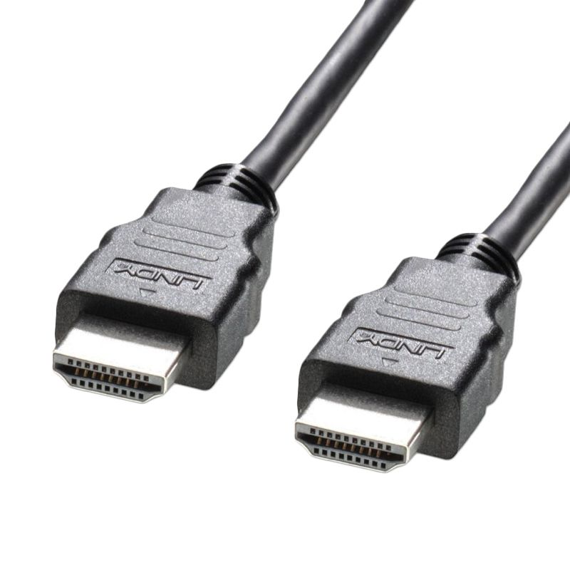 LINDY #41396 High Speed HDMI Cable with Ethernet [2.0 m]