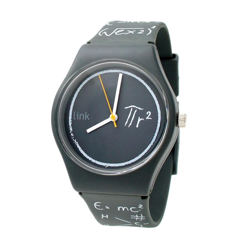 Linkgraphix PD13 Formula Jam Tangan Unisex - Grey