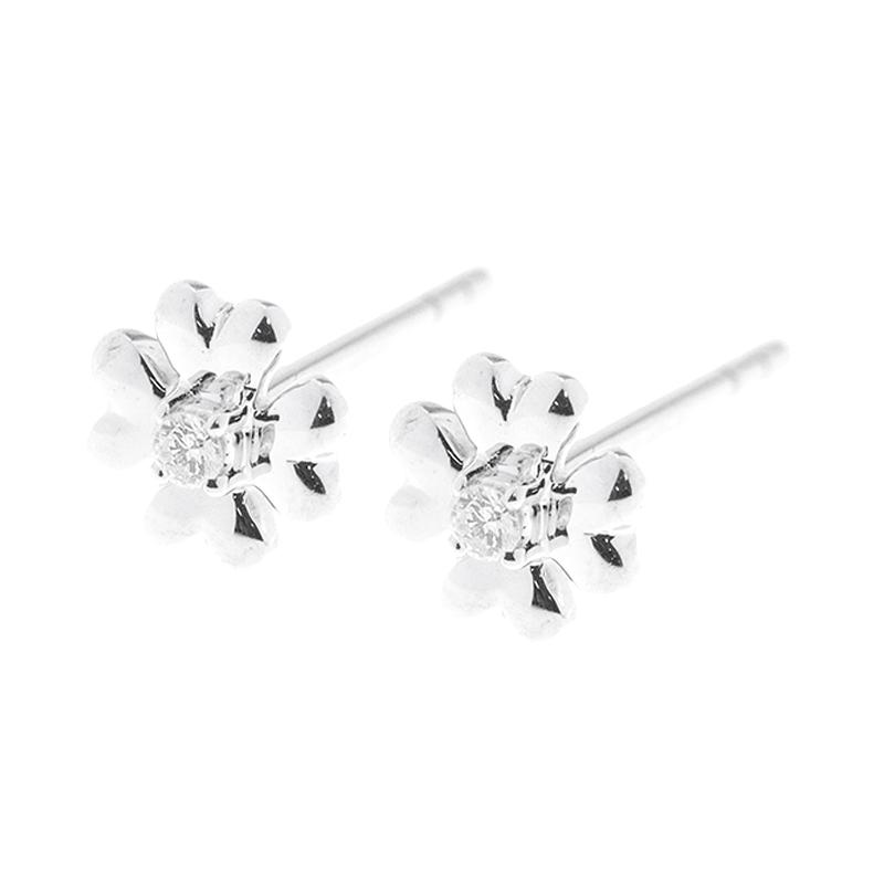 harga LINO P1512170001 Berlian Emas Putih Anting 18 K Blibli.com