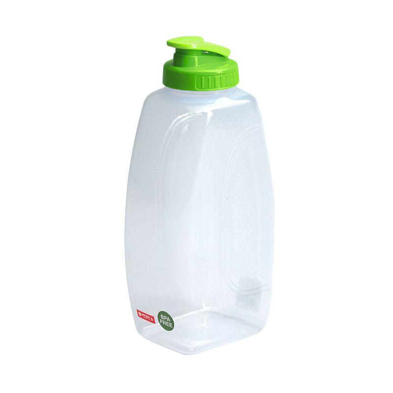 Lion Star Rainbow Cooler 01 Hijau Botol Minum [2200 mL]