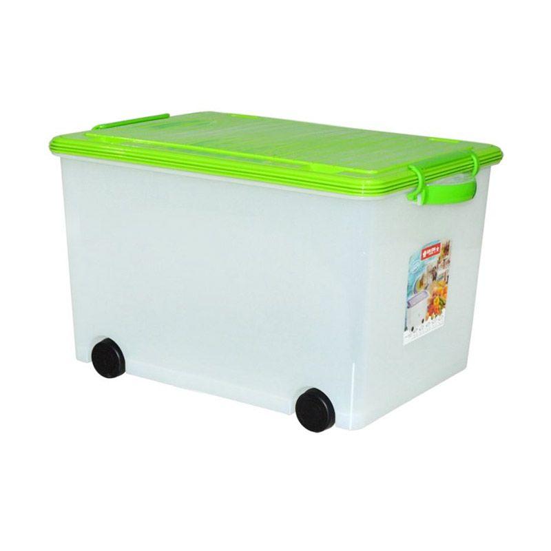 Lion Star Vigo Container 50 Liter Green