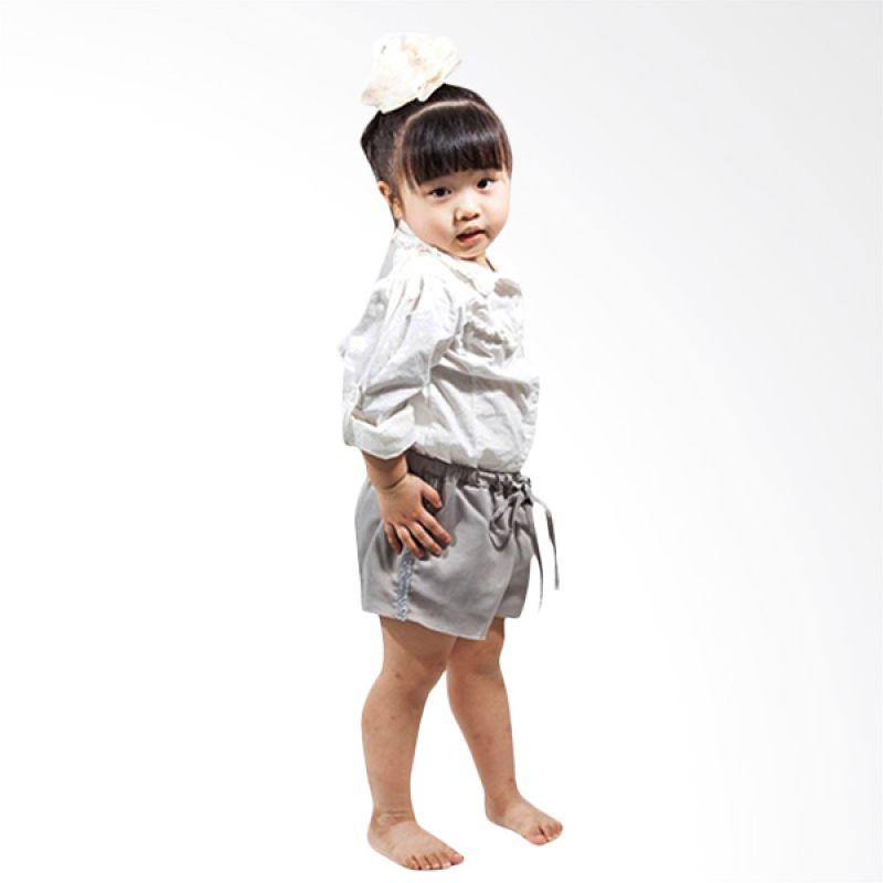 Little Superstar Tunic Short Pants Grey