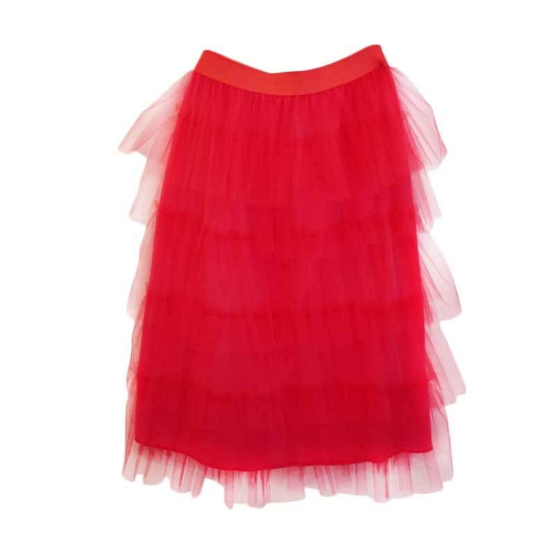 Little Heirloom Ballerina Long Skirt Pink