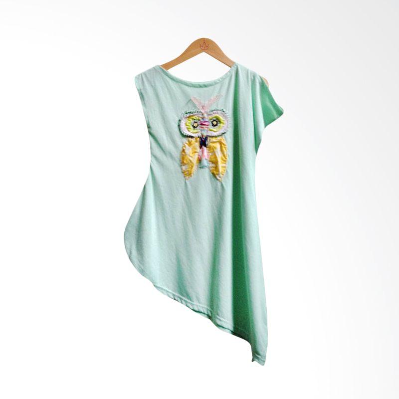 Little Heirloom Kalila Dress Mint Green