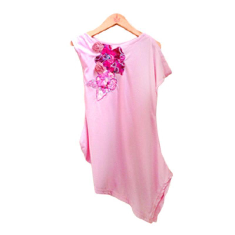 Little Heirloom Kalila Dress Pink