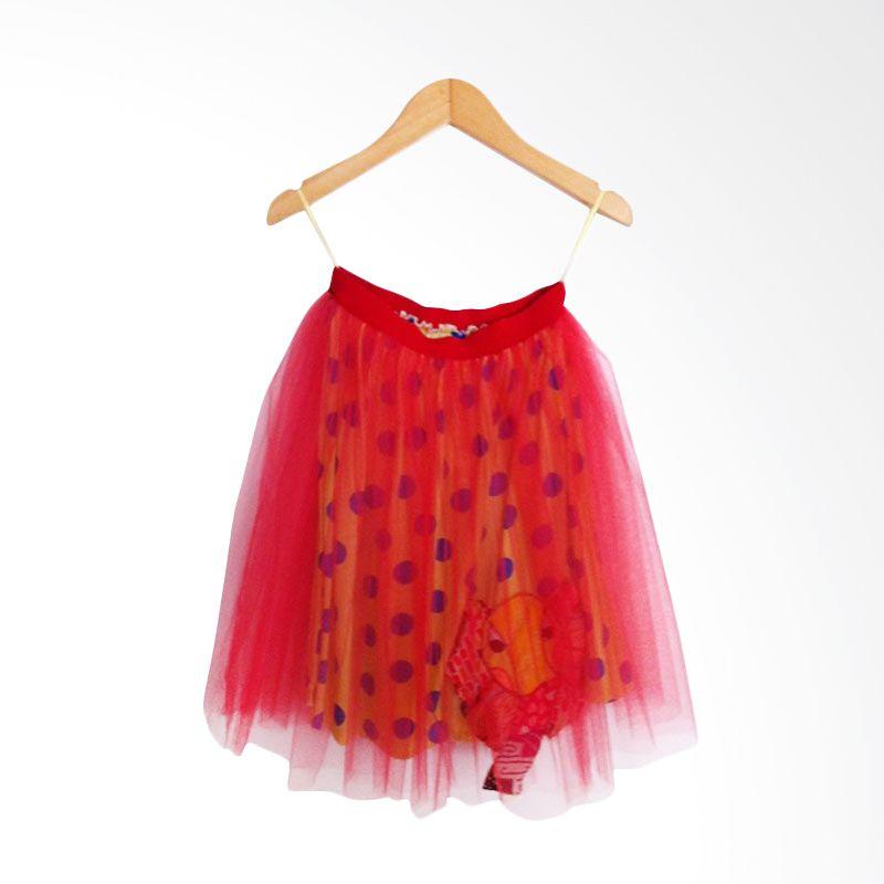 Little Heirloom Polly Pink Skirt