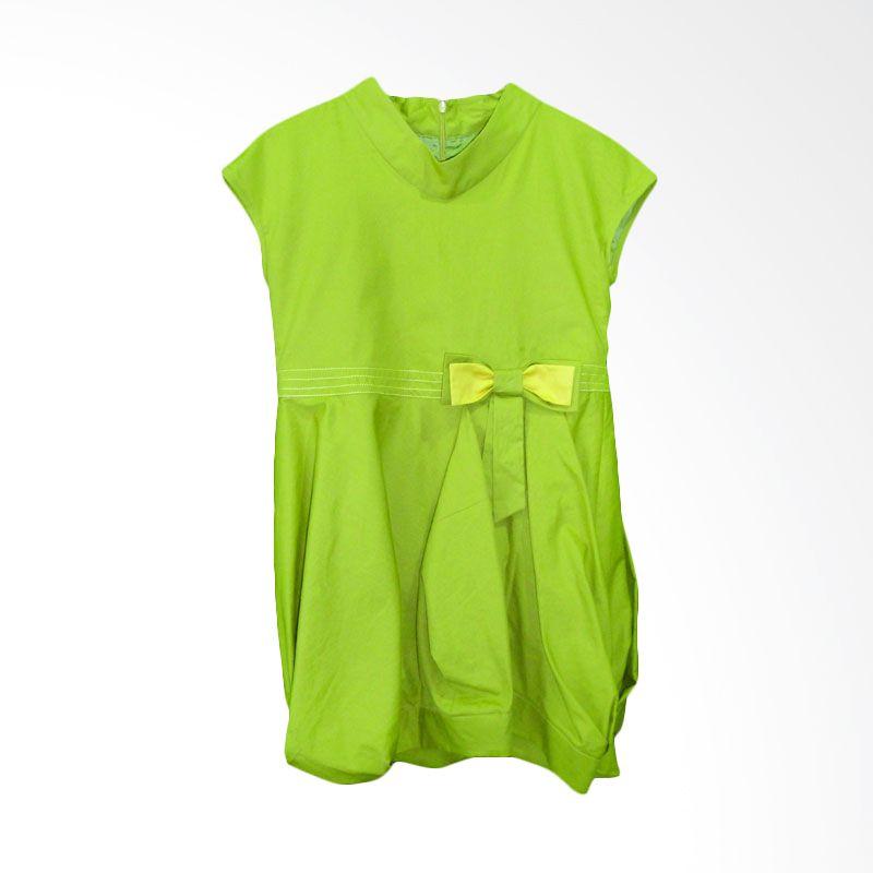 Little Litta Dress Green