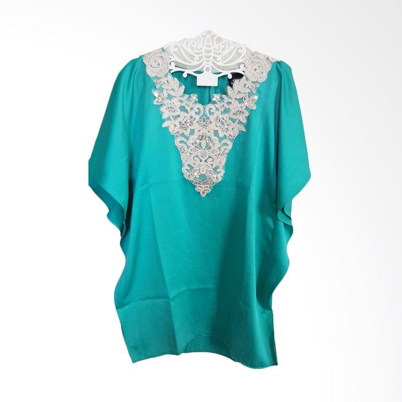 Jual Little Superstar Caftan Green Baju Muslim Anak Perempuan Online Harga Kualitas Terjamin