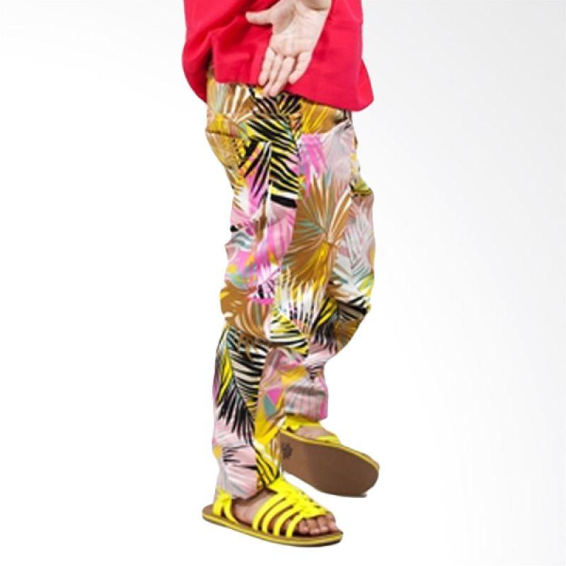 Little Superstar Bahama Pants Yellow