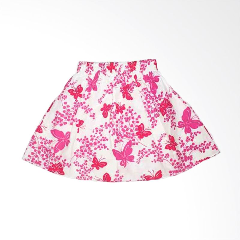 Little Superstar Butterfly Skirt Red