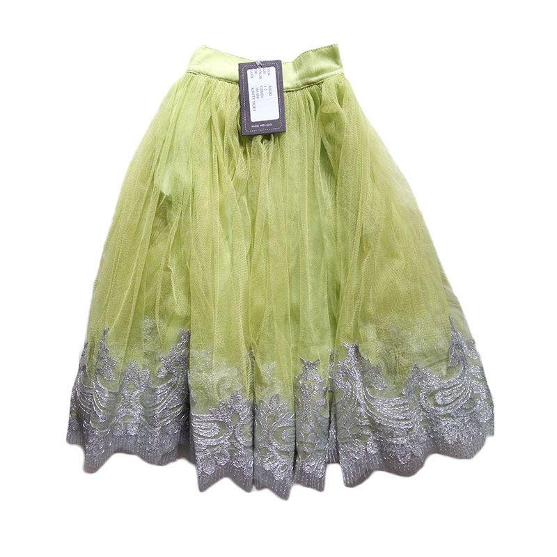 Little Superstar Kristy Skirt Green Rok Anak