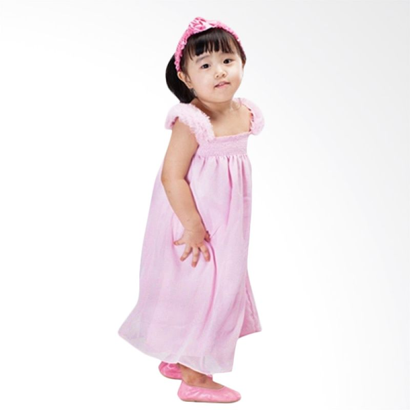 Little Superstar Thalia Dress Pink
