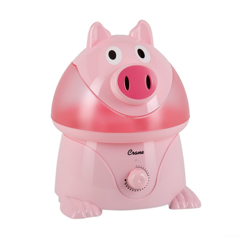 Crane USA Penelope The Pig Cool Mist Humidifier