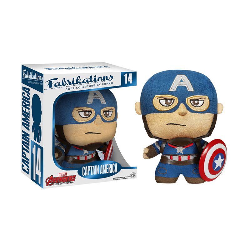 Funko Captain America Fabrikations 5076 Mainan Anak