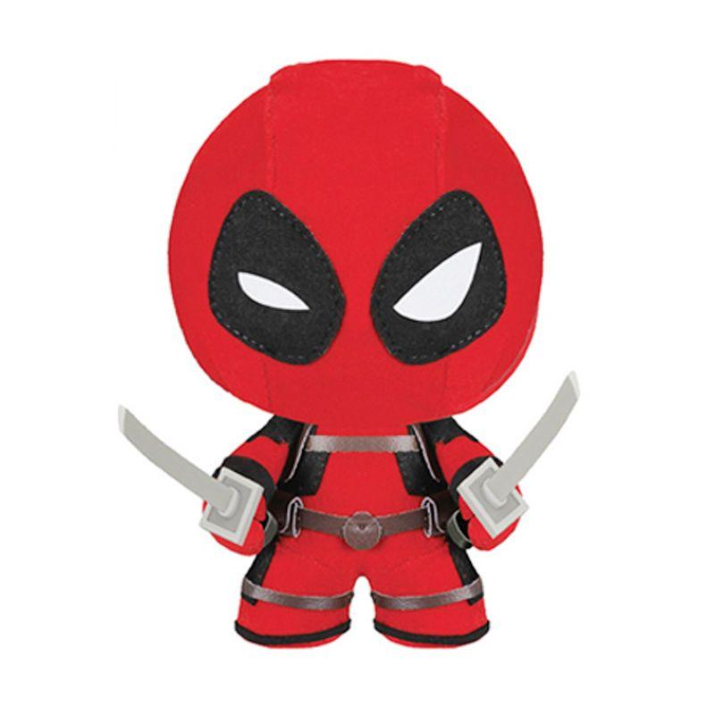 FUNKO Deadpool Fabrikations 4063 Red Mainan Anak