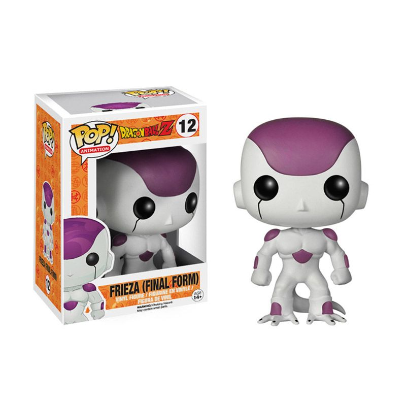 Funko Final Form Frieza POP! Vinyl 3994 Mainan Anak