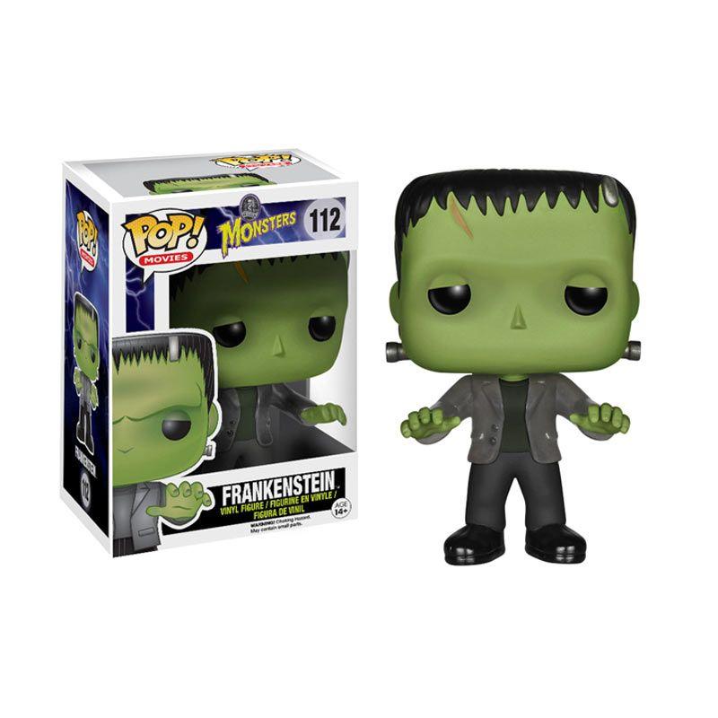 Funko Frankenstein POP! Vinyl 4171 Mainan Anak
