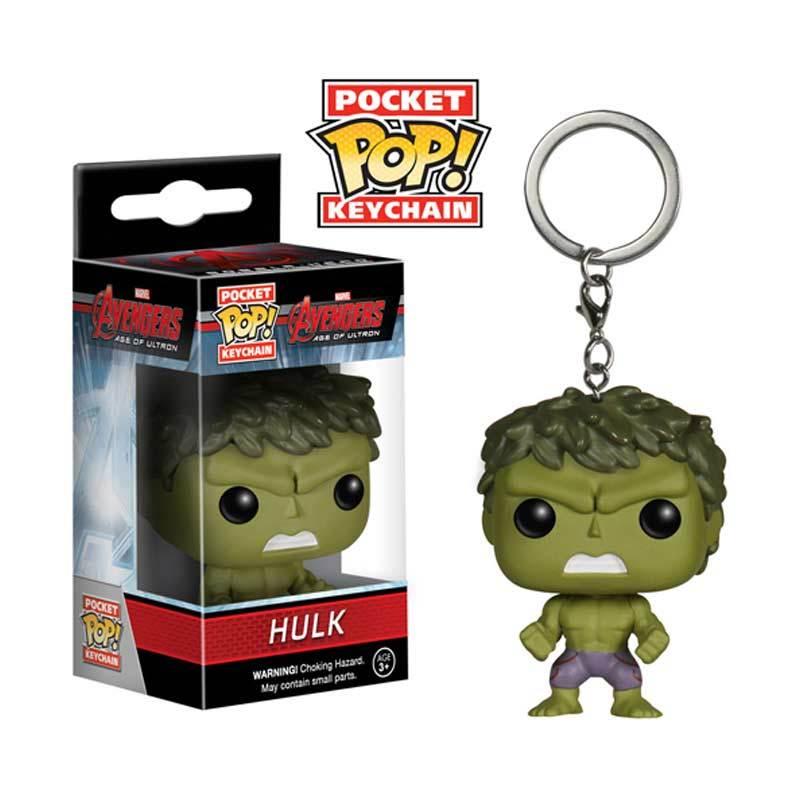 FUNKO Hulk Keychain 5226 Mainan Anak