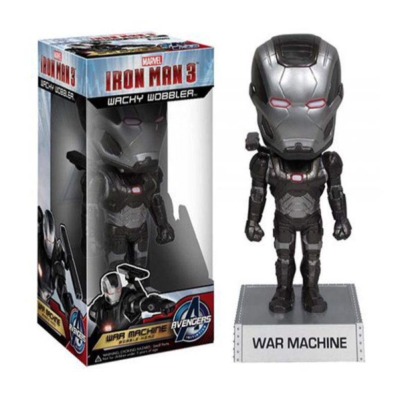 Funko Iron man 3 Wacky Wobbler 3112 Mainan Anak