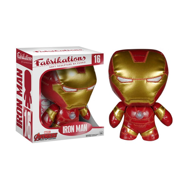 Funko Iron Man Fabrikations 5078 Mainan Anak