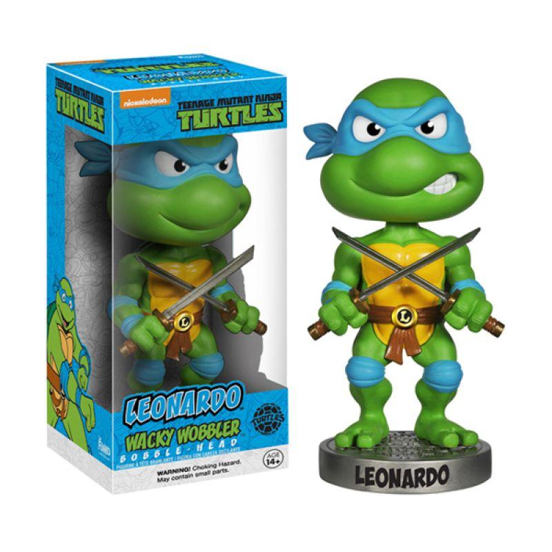 Funko Leonardo Wacky Wobbler 3321 Mainan Anak