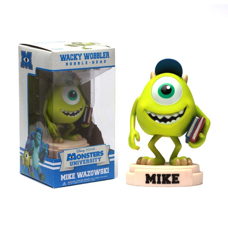 Funko Mike Wacky Wobbler 3134 Mainan Anak