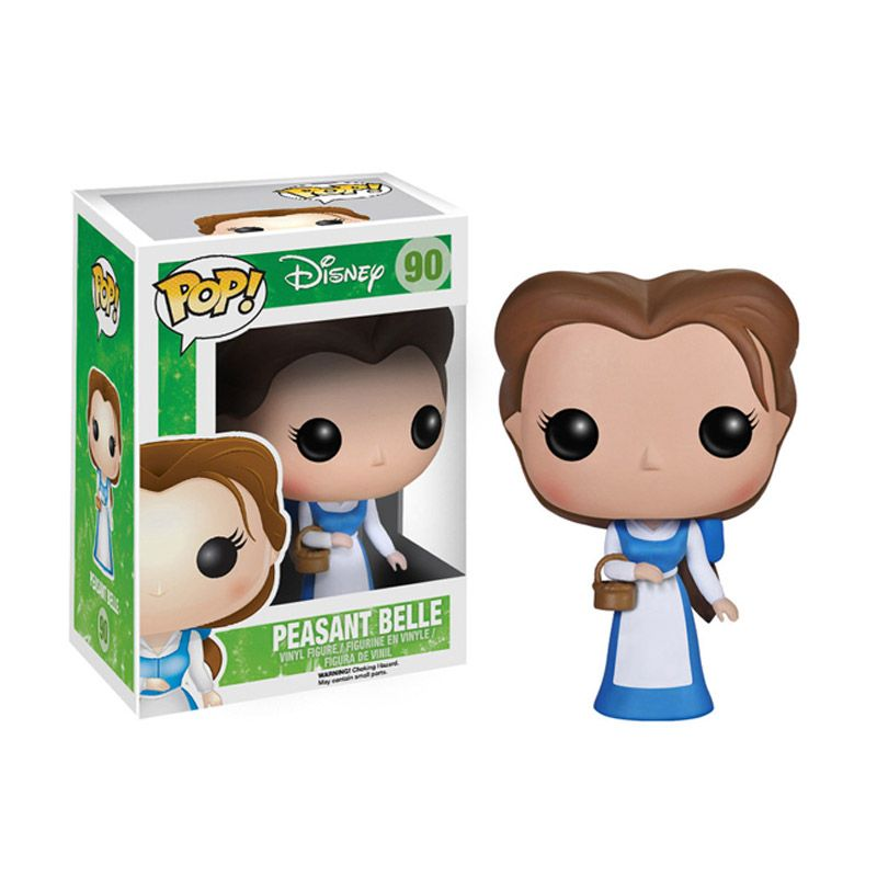 Funko Peasant Belle POP Vinyl 4021 Mainan Anak