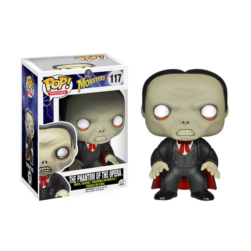 Funko Phantom of the Opera POP Vinyl 4212 Mainan Anak
