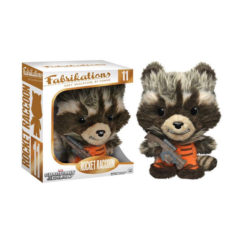 Funko Rocket Raccoon Fabrikations 4368 Mainan Anak