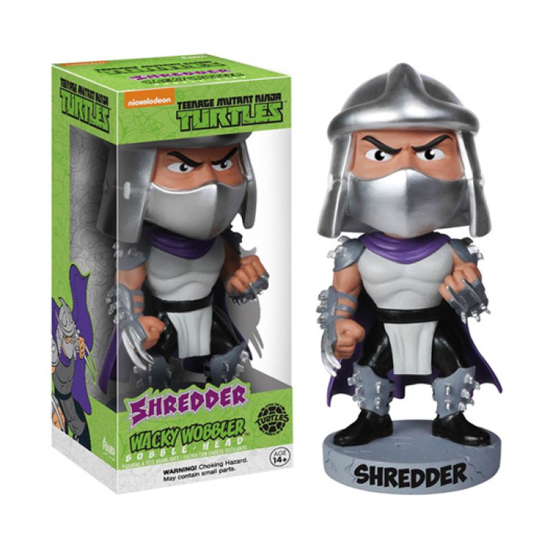 Funko Shredder Wacky Wobbler 3323 Mainan Anak