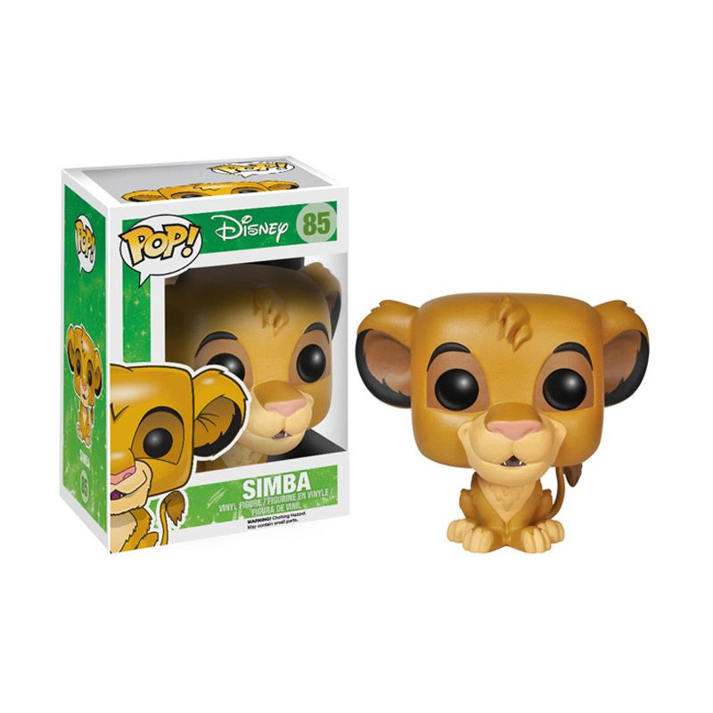Funko Simba POP Vinyl 3885 Mainan Anak