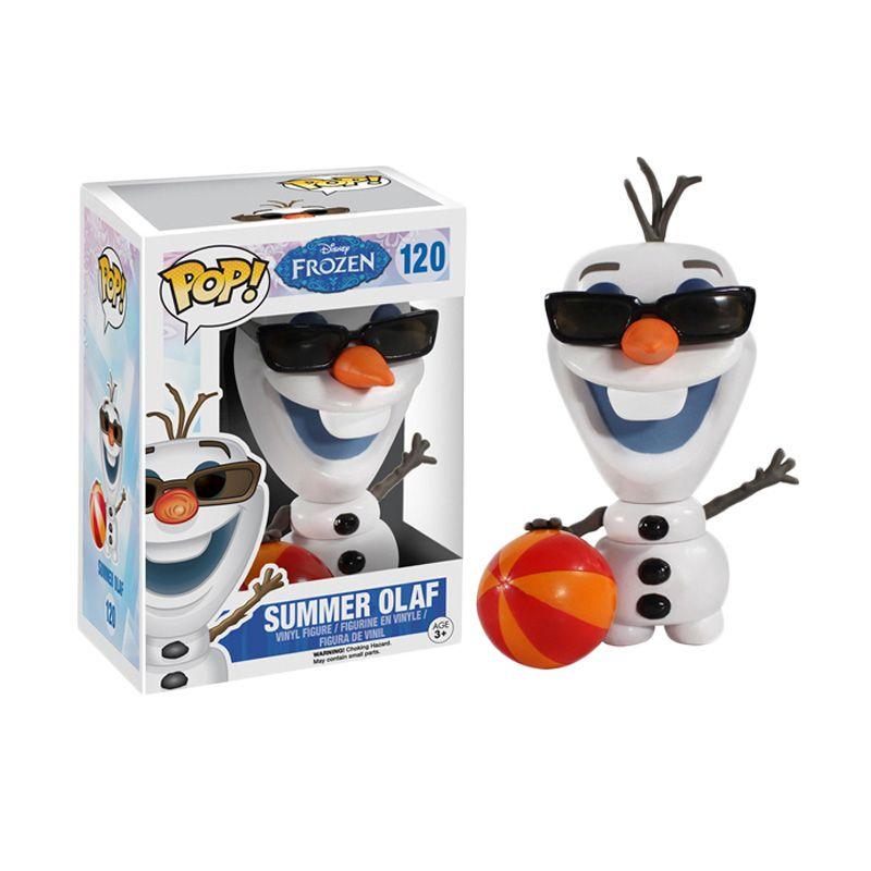 Funko Summer Olaf POP! Vinyl 4834 Mainan Anak