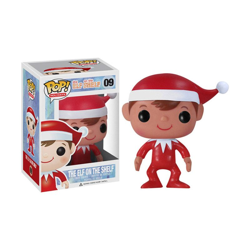 FUNKO The Elf on the Shelf POP! Vinyl 3032 Mainan Anak