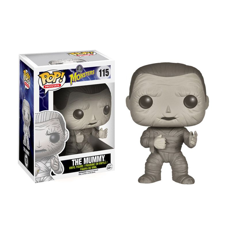 Funko The Mummy POP! Vinyl 4174 Mainan Anak