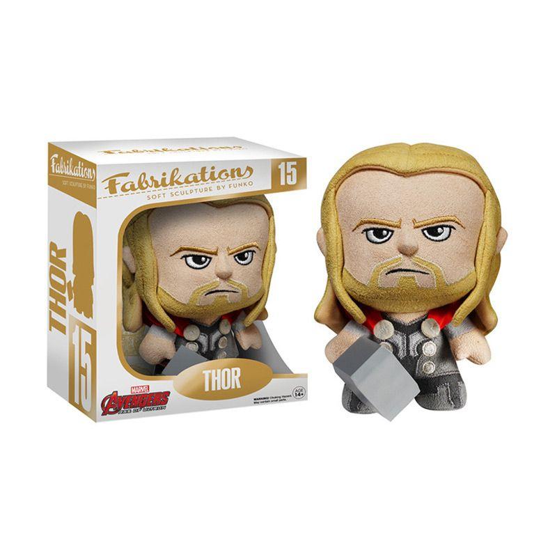 Funko Thor Fabrikations 5077 Mainan Anak