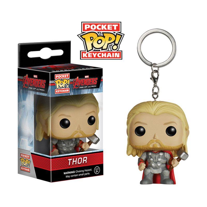 FUNKO Thor Keychain 5227 Mainan Anak