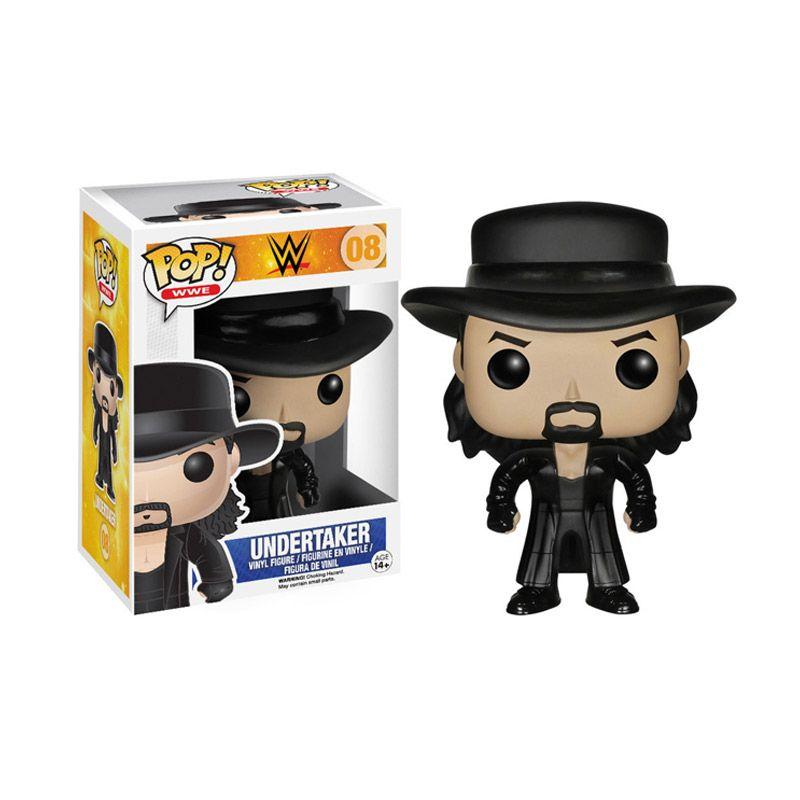 Funko Undertaker POP Vinyl 3924 Mainan Anak