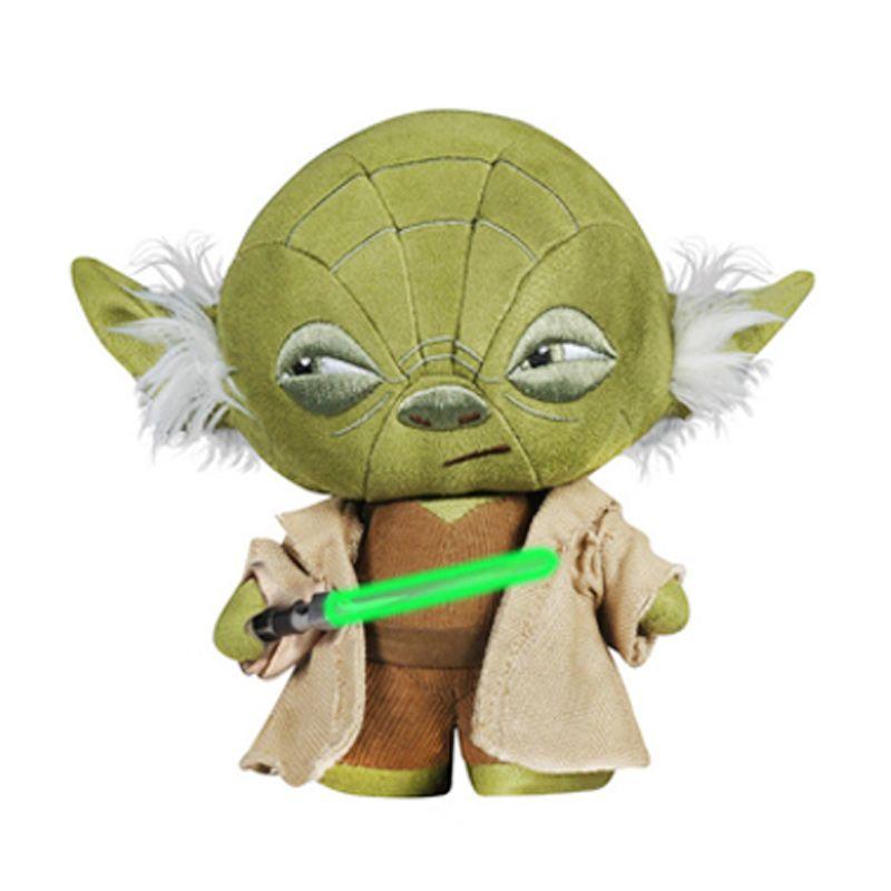 FUNKO Yoda Fabrikations 4061 Hijau Mainan Anak
