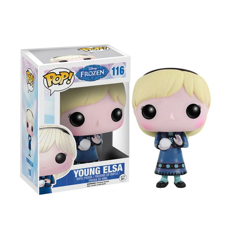 Funko Young Elsa POP! Vinyl 4830 Mainan Anak