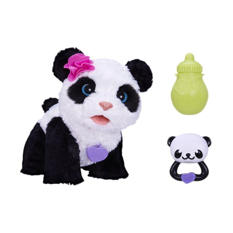 FurReal Friends My Baby Panda PomPom A7275 Boneka Maianan Anak