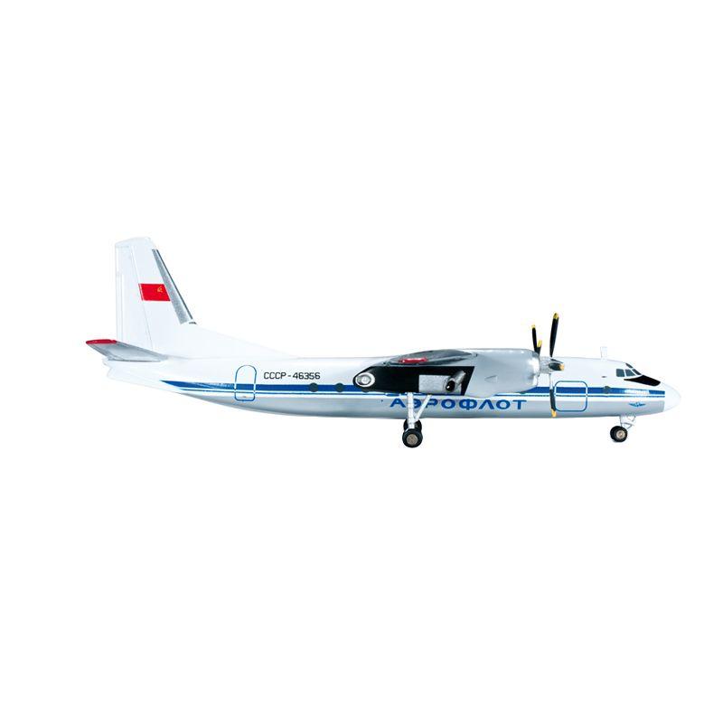 Herpa Aeroflot Antonov An-24Rv Diecast [1:200]