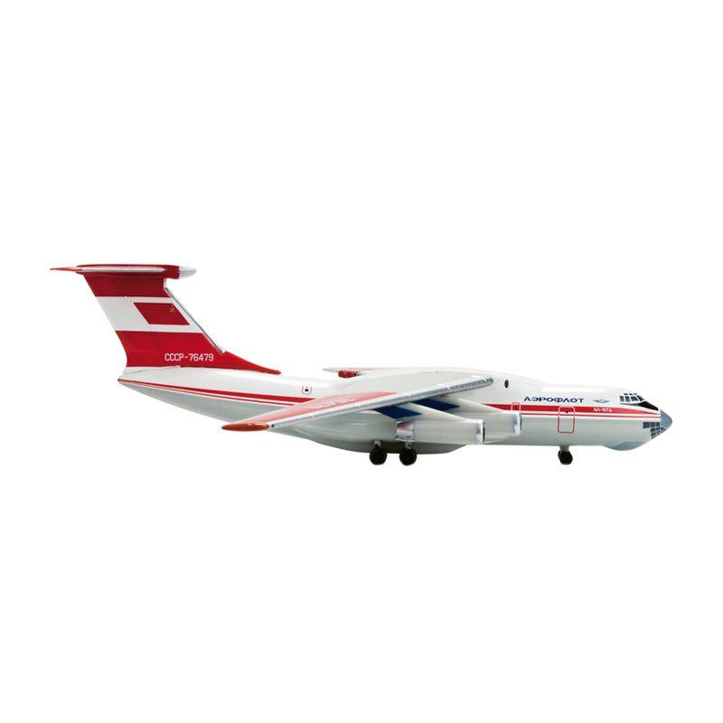 Herpa Aeroflot Ilyushin IL-76TD Antarctic Aviation Colors Diecast [1:500]