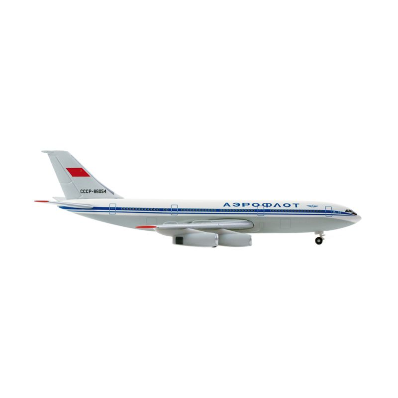 Herpa Aeroflot Ilyushin IL-86 Diecast [1:500]