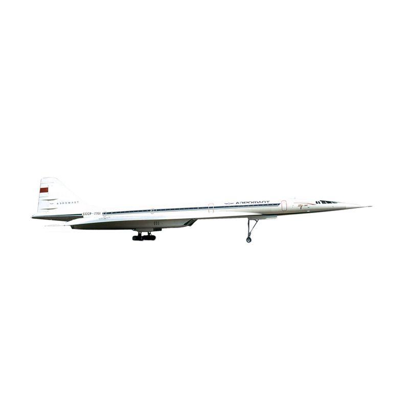 Herpa Aeroflot Tupolev TU-144 Diecast [1:500]