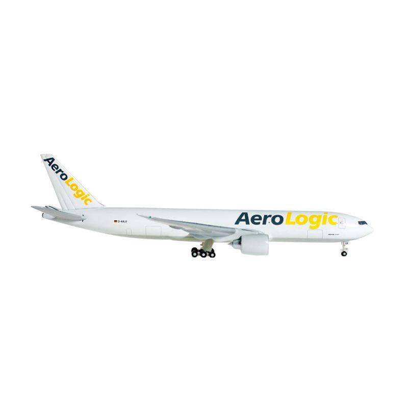 Herpa AeroLogic Boeing 777 Freighter Diecast [1:500]