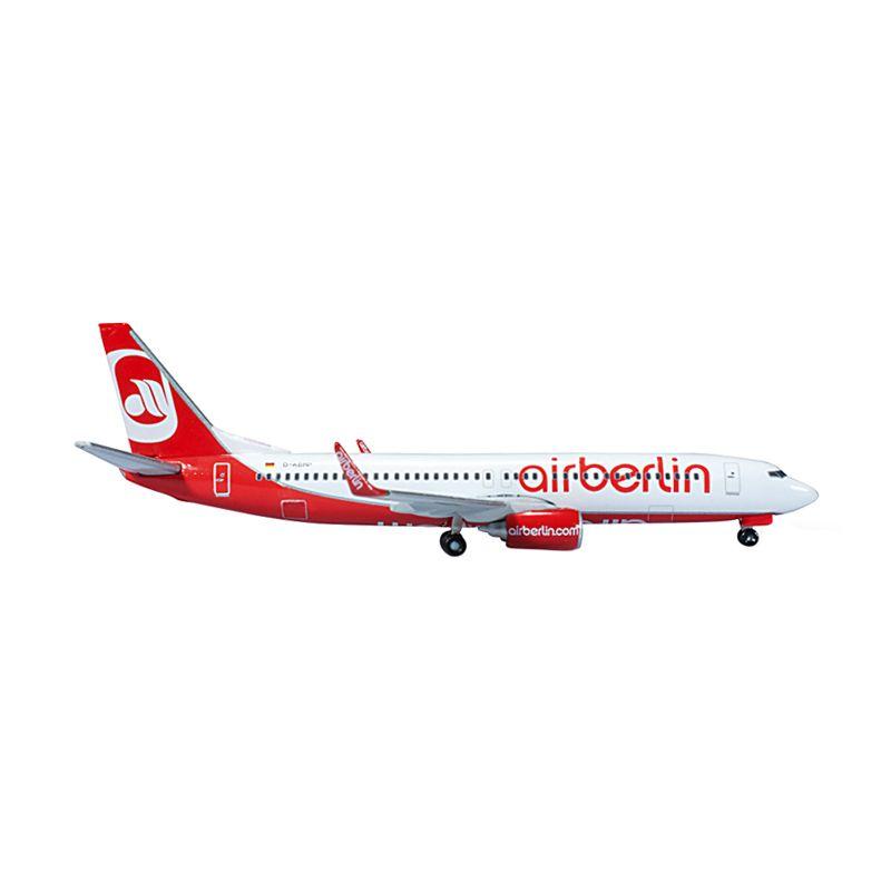 Herpa Air Berlin Boeing 737-800 Diecast [1:500]